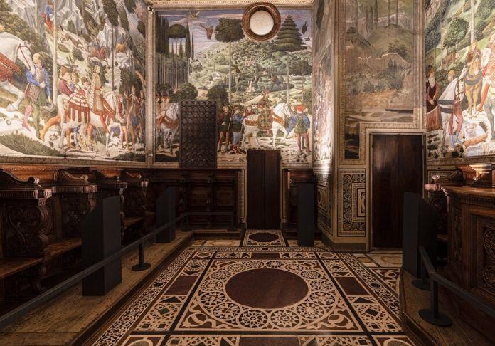 Palazzo medici Riccardi per la Cultura a casa