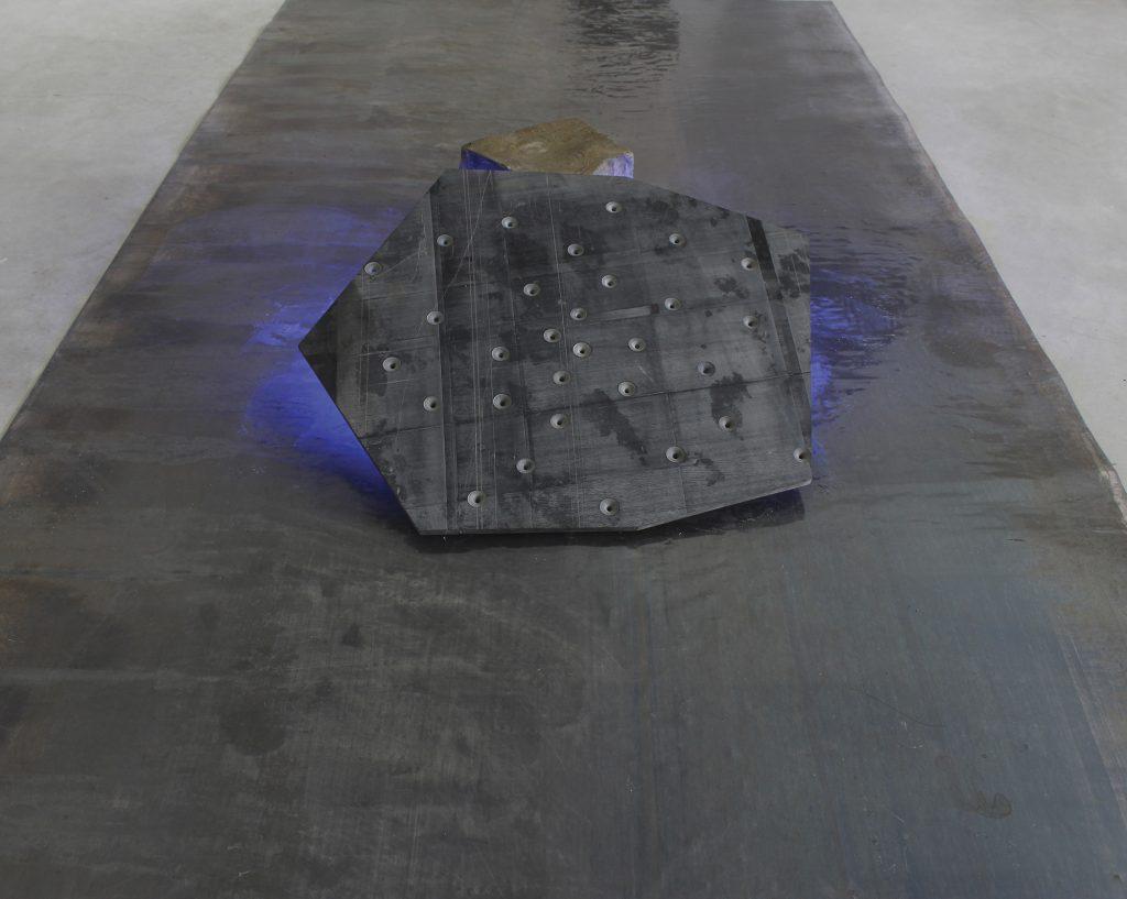 Opera di roberto Rocchi per la mostra Praxis il Bello che verrà per Mycultureinblog
