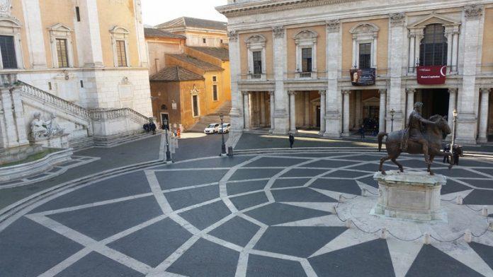 Musei Capitolini al tempo del coronavirus ci si va on line