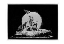 arte e covid soluzioni innovative da Resetellieartco che tratta Banksy fra i suoi artisti