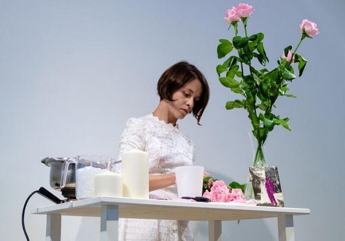 arte e covid: Eleonora Roaro in live streaming il 3 maggio dallla Gamec