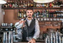 Ugo Acampora ha pensato il drink Outlaw ispirato al film Lawless