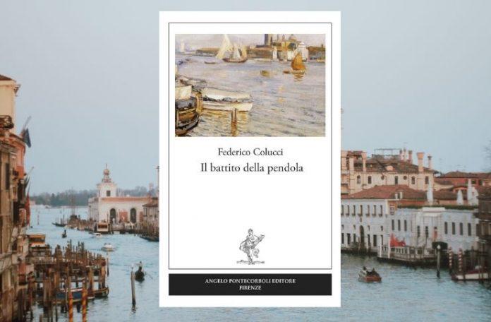 Il battito della pendola è il libro protagonista di un incontro letterario con Federico Colucci