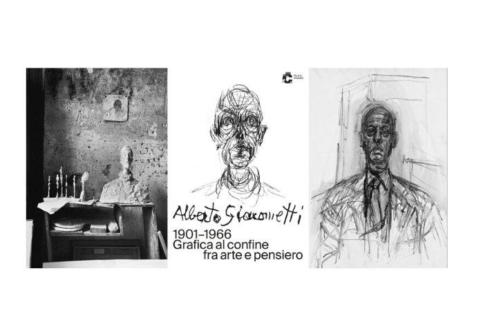 L'arte riapre le sue porte con la mostra Giacometti a Chiasso
