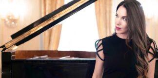 Gloria Campaner pianista al Festival Classica al tramonto a Roma