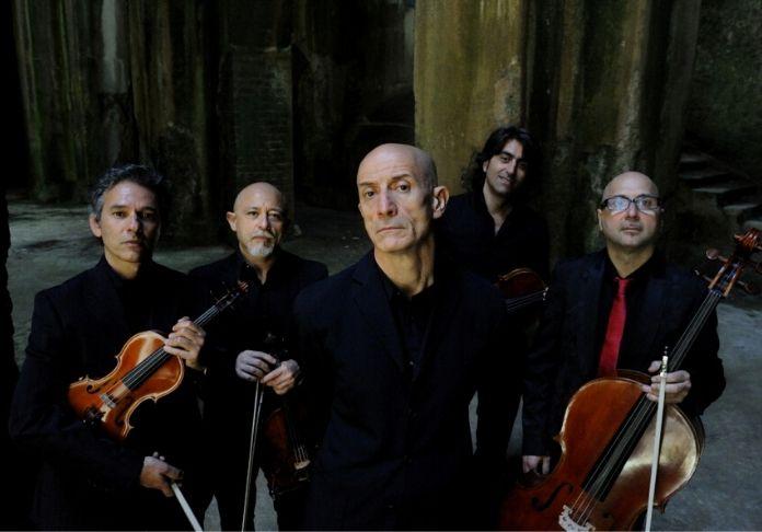 Peppe Servillo e i Soli Strin Quartet il 20 giugno al Teatro Tor Bella Monaca Unlocked