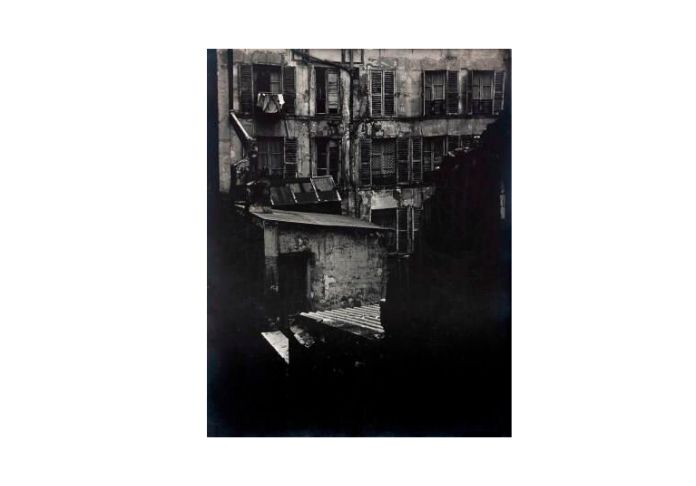 La Montmartre distruuta dalla guerra fotografata da Branzi in mostra alla GAM Torino in Forma /Infomre