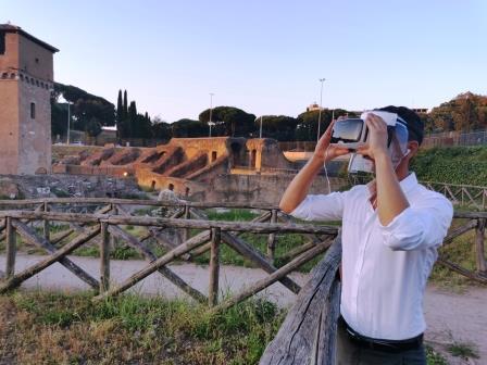 Circo Massimo Experience dal luglio 2020