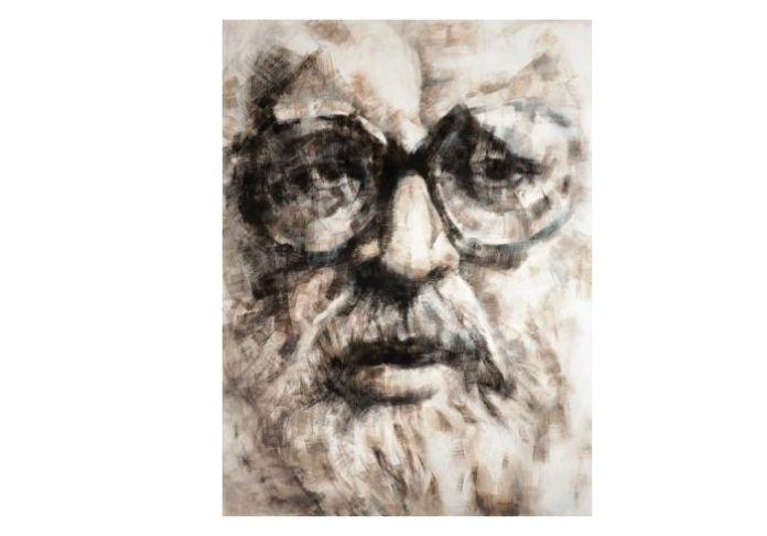 Sergio Leone ritratto dalla figlia nella mostra C'era una volta Sergio Leone