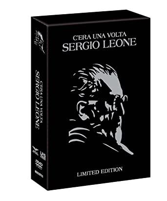 Il cofanetto con la raccolta dei film di Sergio Leone