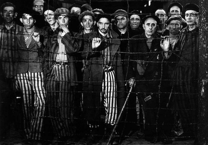Buchenwald, 1945 . © Images by Margaret Bourke - White. 1945 The Picture Collection Inc. All rights reserved;
