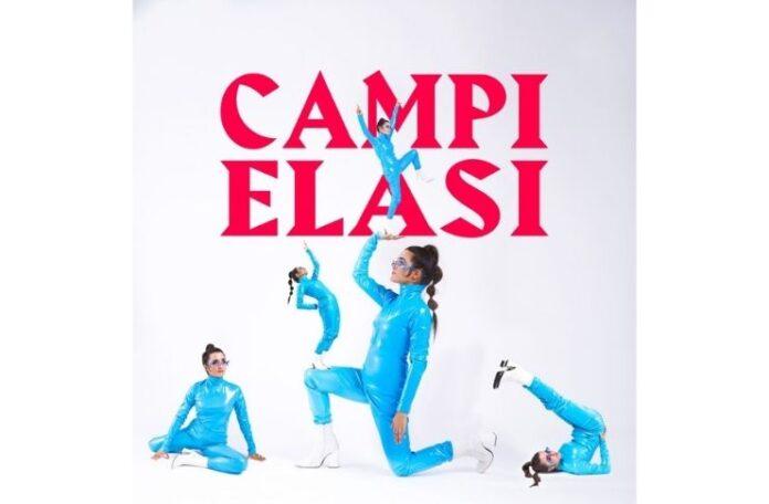 Campi Elasi è l'ep di esordio di Elasi