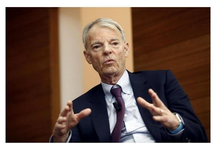 Michael Spence premio Nobel per l'Economia ospite nelle conversazioni in San Francesco a Lucca sul tema America al voto ede Economia del futuro