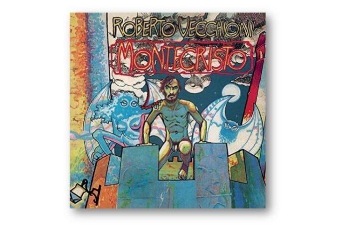 Montecristo di Roberto Vecchione esce per il 40 esimo anniversario in cd e lp vinile