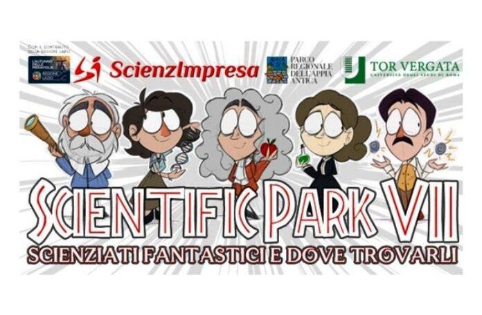 Scientific Park VII dove trovare gli scienziati