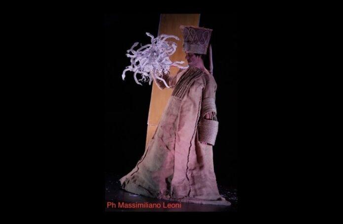 perseo e medusa con la compagnia asmed al Teatro Volonte' di Velletri