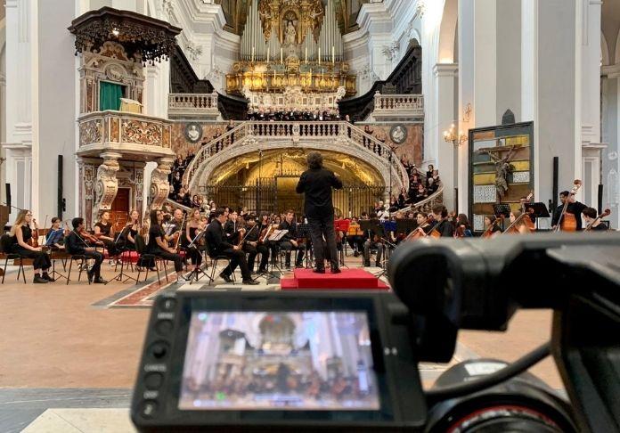 I sogni del Rione Sanità sono anche l'Orchestra nella Chiesa di Santa Maria della Sanità