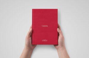 Tarin è la prima pubblicazione di Luminous phenomena delle edizioni NFC