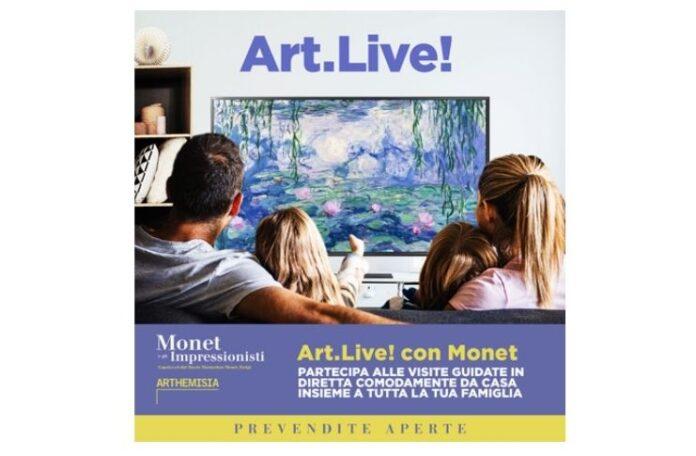 Art. Live! La resilienza della Cultura