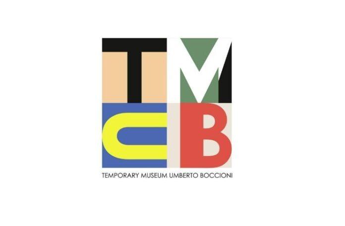 Ecco il logo del T MUB il Museo temporaneo Umberto Boccioni