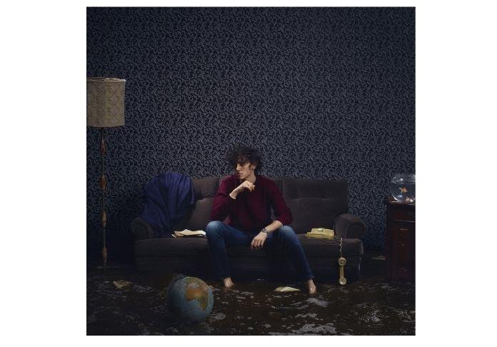 Michele Bravi cover di La geografia del buio