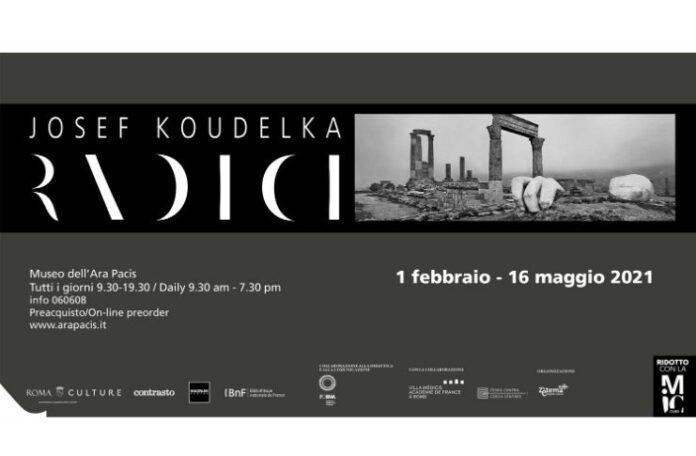 Josef Koudeka Radici la mostra fotografica all'Ara Pacis di Roma dal 1 febbario 2021