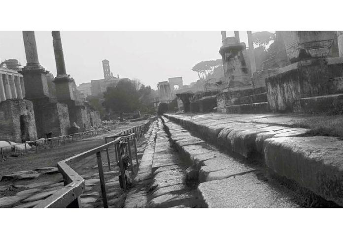 Josef Koudelka Radici al Museo dell'Ara Pacis di Roma