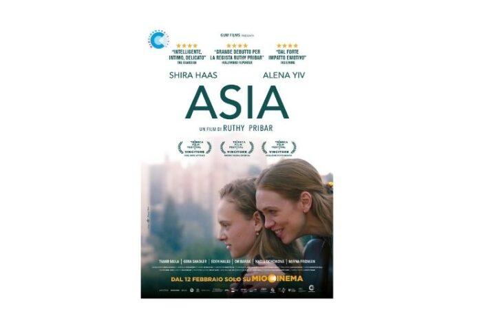 Asia il film sulla piattaforma Miocinema
