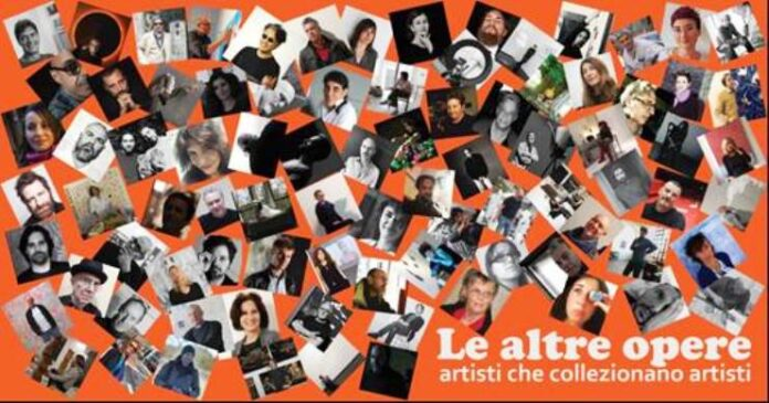 Artisti che collezionano artisti
