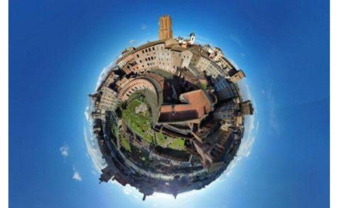 Virtual Tour ai Mercati di Traiano