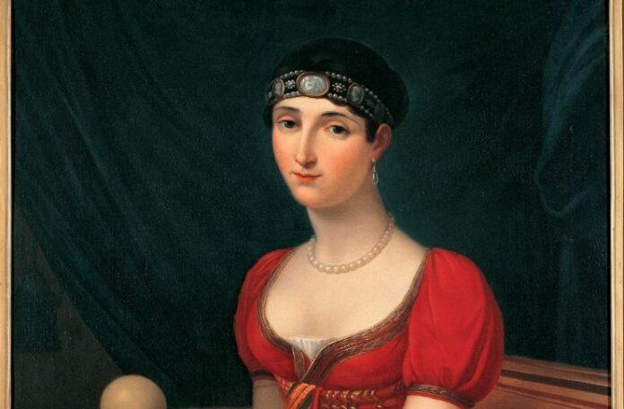 Paolina Bonaparte per la Giornata Internazionale della Donna