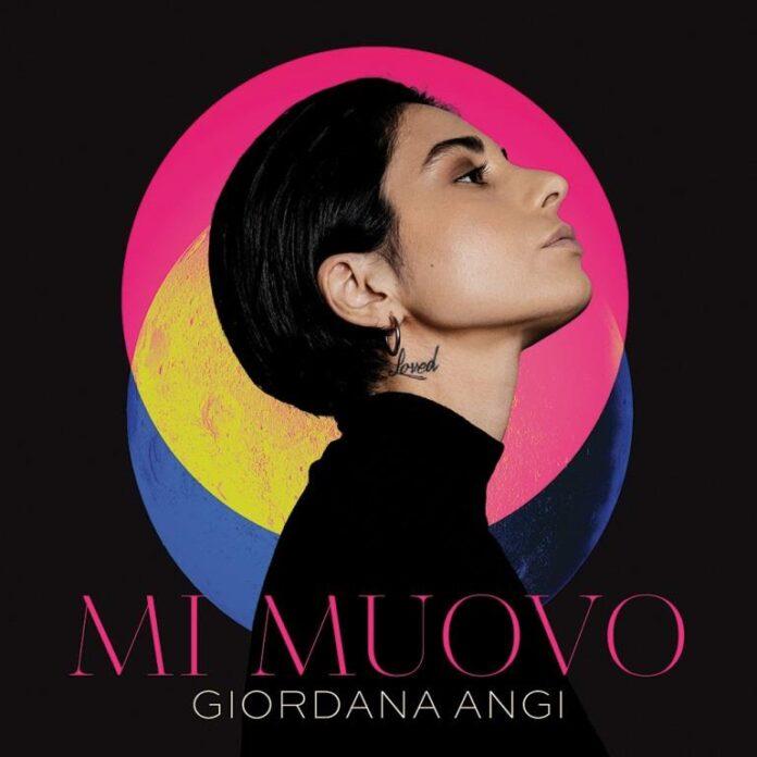 Giordana Angi in arrivo con il nuovo album Mi Muovo