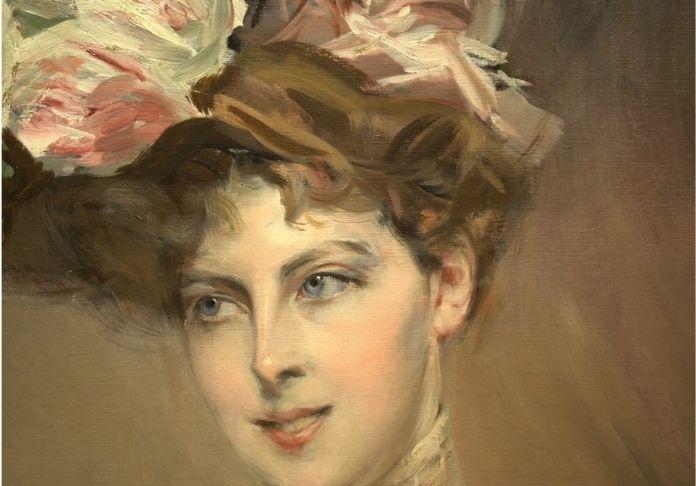 Giovanni Boldini. Il piacere. Story of the Artist (video still) La contessa Beatrice Susanne Henriette van Bylandt