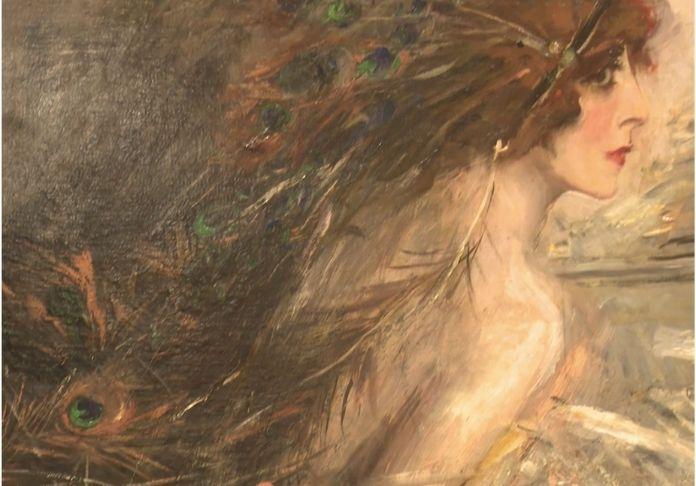 Giovanni Boldini. Il piacere. Story of the Artist (video still) Marchesa Luisa Casati