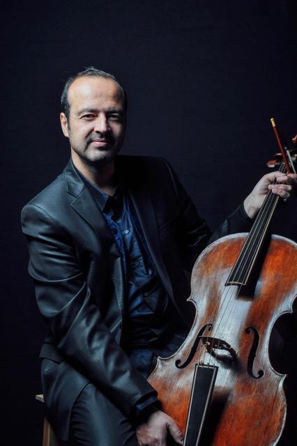 Giordano Antonelli direttore di Musica Antiqua Latina per Roma Sinfonietta al Caffè Letterario