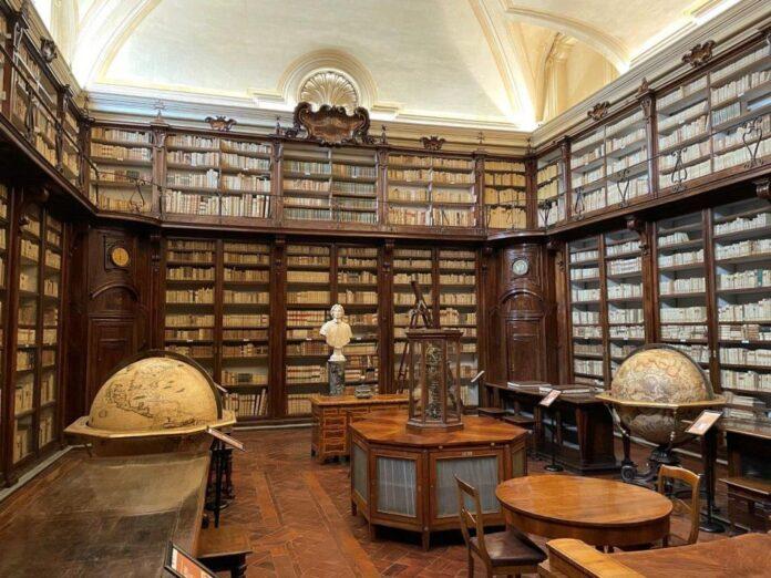 La Biblioteca Lancisiana