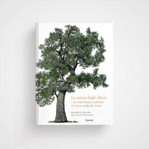 la storia degli alberi è una lettura consigliata da Ippocampo per l'estate 2021