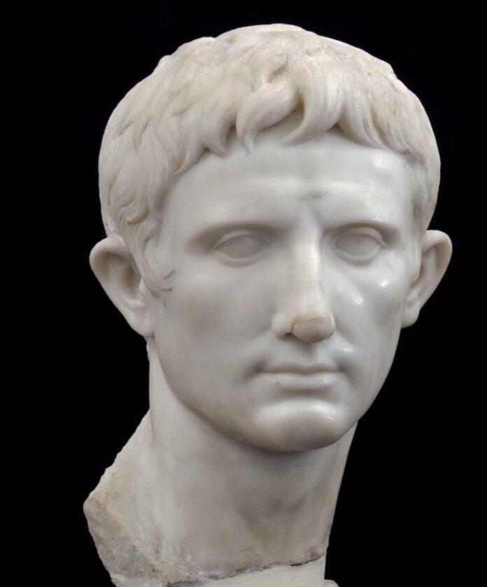 Il ritratto marmoreo di Augusto trasferita al museo di Centuripe (EN)