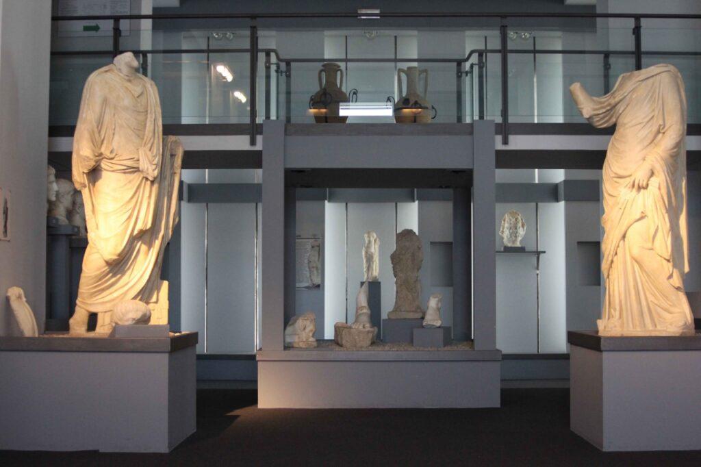 Museo archeologico di Centuripe (EN) complesso statuario
