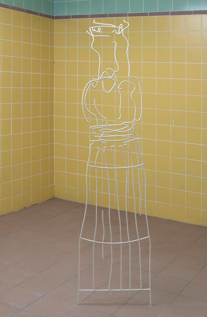 Andrea Polichetti, A forgotten experience credit giorgio benni nella mostra Environments da Spazio Mensa