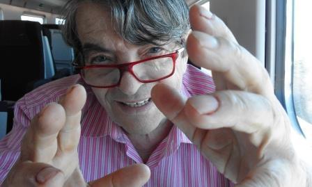 Silvano Agosti protagonista della rassegna a lui dedicata alla Casa del Cinema in Roma