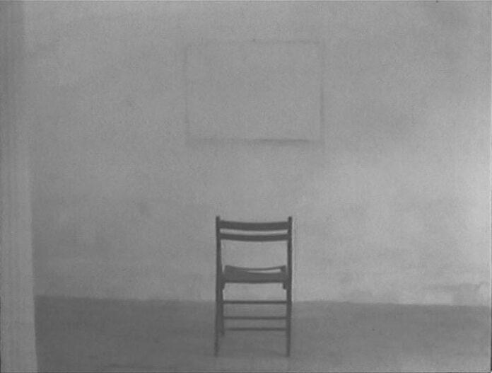 Claudio Parmiggiani_ Delocazione_Video_1974 alla GAM Torino
