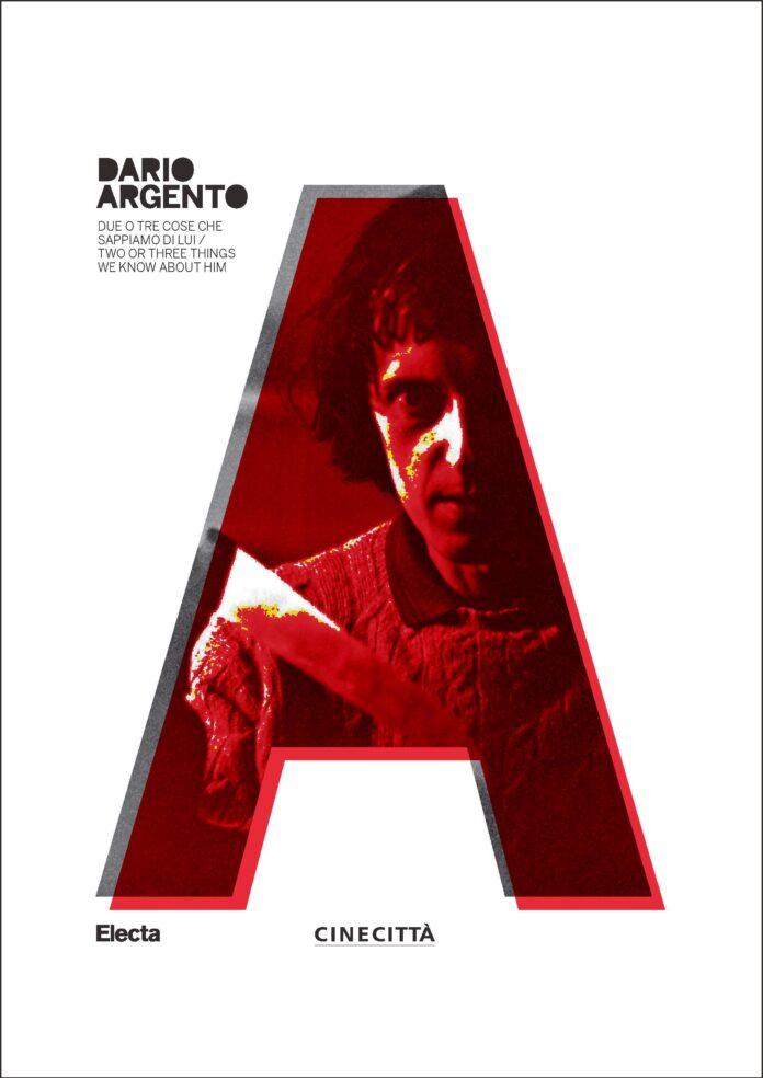 Dario Argento è il libro pubblicato da Electa e Cinecittà